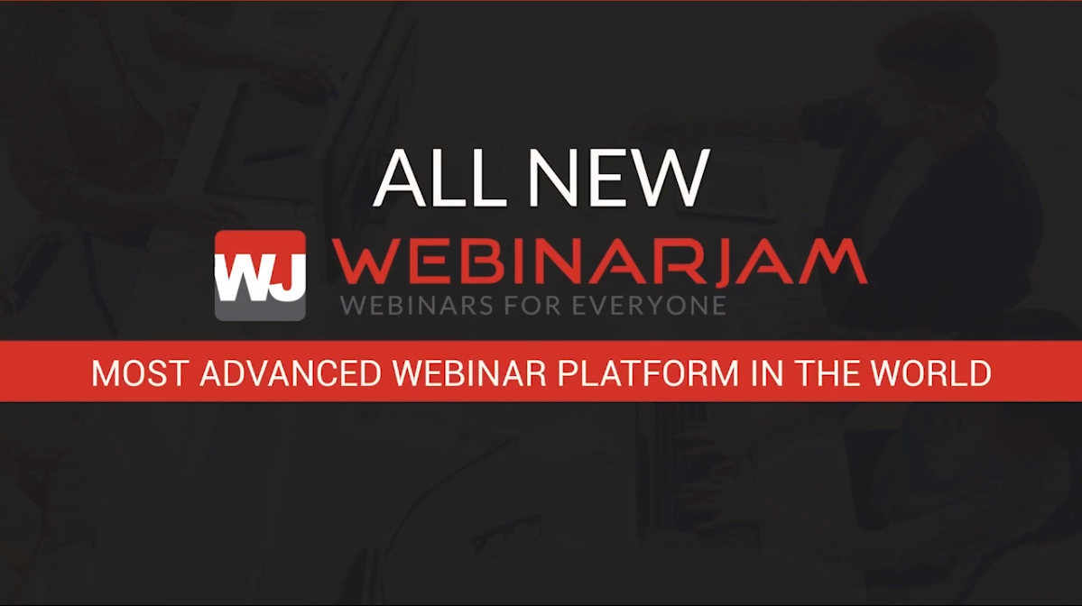 WebinarJam - Powerful Webinar Hosting Software