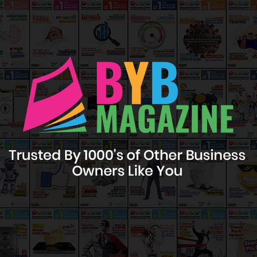 BYB - Business and Marketing Magazine