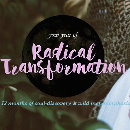 Your Year of Radical Transformation