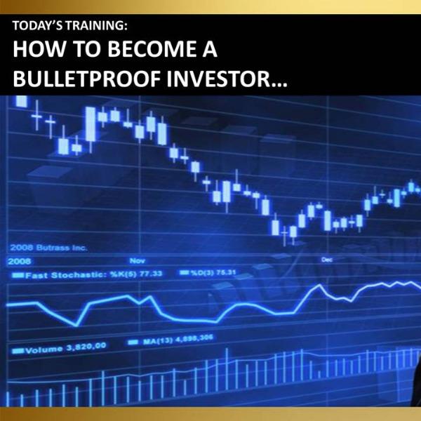Bulletproof Investor Membership Area