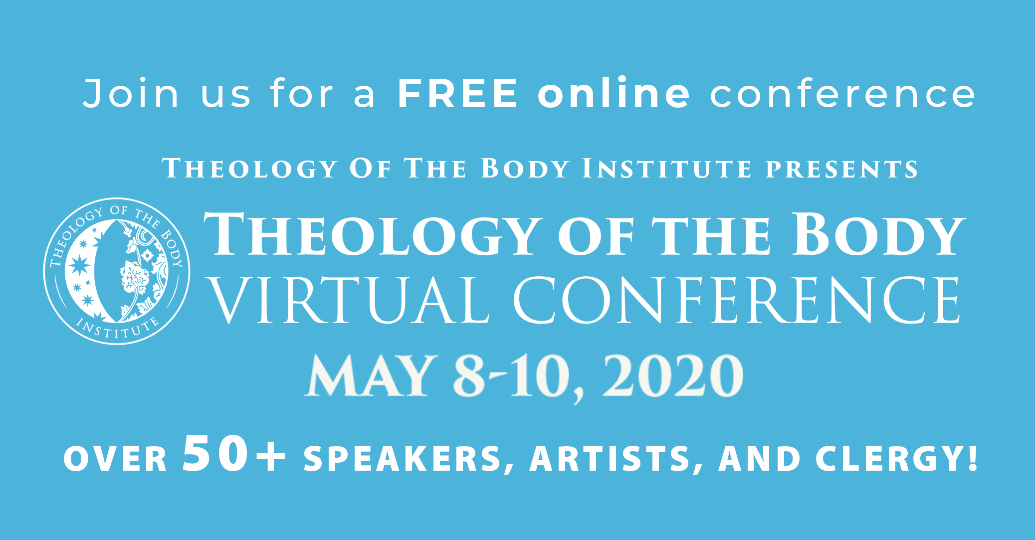 Free Theology of the Body Virtual Conference
