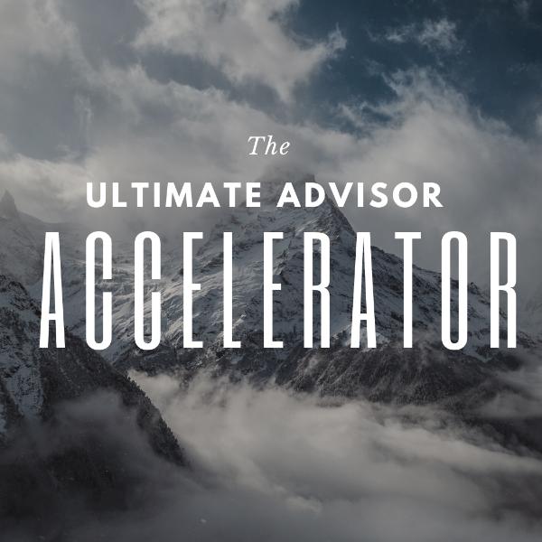 Ultimate Advisor Accelerator Program